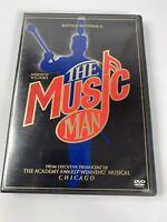 The Music Man (DVD, 2003) Walt Disney  Entertainment, Dolby 5.1, Fullscreen