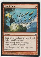 1x SHARD VOLLEY Morningtide NM Magic the Gathering MTG Red Common Pauper EDH