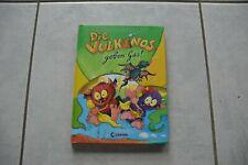 Kinderbuch Die Vulkanos geben Gas - Band 5 - Loewe-Verlag - neuwertig