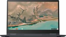 "LENOVO YOGA C630 81JX0000US 2-IN-1 15.6"" TOUCH-SCREEN CHROMEBOOK I5 8GB 128GB"
