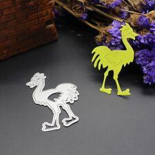 Cock metal Cutting Dies Stencils For DIY Scrapbooking Album Paper Card Craft