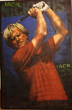 Stephen Holland Jack Nicklaus #38/69 Autographed
