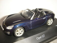OPEL GT LIMITED EDITION 1500   SCHUCO 1/43  REF 4771