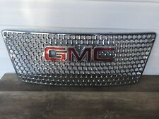 2013 2015 GMC TERRAIN DENALI FRONT UPPER CENTER CHROME GRILLE HONEY COMB