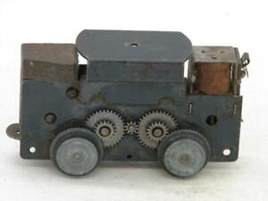 Marx Running Motor for the 1095 Plastic Diesel Needs Work See Details Parts Fix