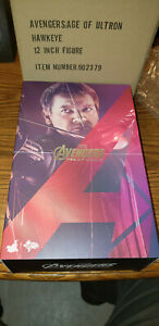 Hot Toys MMS289 HAWKEYE Avengers: Age of Ultron 1/6 scale figure