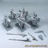 High Elves Cavalry Bundle - damaged / incomplete - Warhammer Age of Sigmar C975