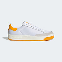 adidas Originals Rod Laver a Modern Legend Trainers in White and Gold