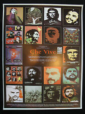 OSPAAAL Political Poster Che Guevara 18 Images Affiche Affisch Original Art