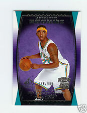 2004-05 SP Game Used J.R. Smith #d 356/999