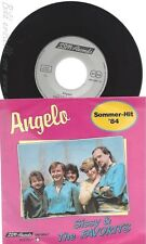 """7"""" SISSY & THE FAVORITS--ANGELO"""