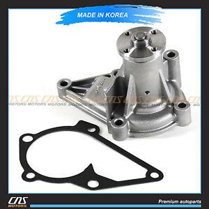 "Engine Water Pump Fits Hyundai Accent Kia Rio 1.5L 1.6L DOHC ""25100-26902"""