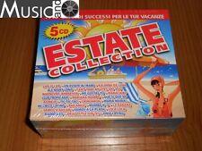 Estate collection - BOX 5CD - SIGILLATO