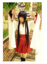 Handmade New Inu x Boku SS Shirakiin Ririchiyo Atavistic Cosplay Costume Custom
