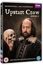 Upstart Crow - Series 2 [BBC] (DVD)~~~~~David Mitchell~~~~~NEW & SEALED