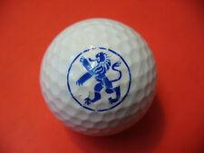 Pelota de golf con logo-león emblema-golf logotipo Ball como talismán recuerdo regalo
