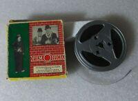 Film 8mm. Charlie Chaplin Charlot y el tesoro cine mudo B/N filmoffice