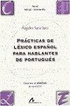 Prácticas de léxico español para hablantes de portugués: nivel inicial-intermedi