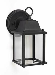 CORAMDEO Outdoor LED Wall Sconce Light for Porch Patio Barn and More Wet Loca...