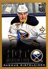 2013-14 Score Gold #692 Rasmus Ristolainen