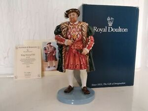 Royal Doulton Fine China Figurine - Henry VIII Six Wives - Individually priced..