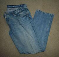 Burberry Brit Steadman Men's Blue Denim Jeans-US Size 40w 32 L (40R)-100% Cotton