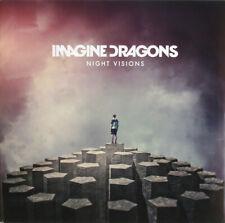 Imagine Dragons - Night Visions LP - Black Vinyl Album - SEALED Record