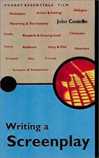 (Good)-Writing a Screenplay (Pocket Essentials) (Paperback)-John Costello-190304