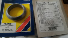 FORD ESCORT CVH, XR2 OHV , MK2 RS2000,  ENGINE  EXHAUST DOWNPIPE GASKET PEG29C