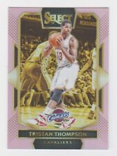 2016-17 Select National Convention Pink Parallel #219 Tristan Thompson /15