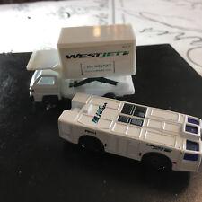 Collectible Westjet Airlines Diecast Trucks Kids