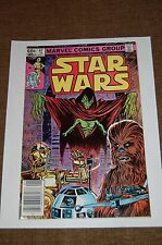 Star Wars Marvel Comics # 67 -Chewbacca R2D2 C3PO-Vintage-Lego Advertisement