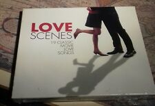 cd love scenes 19 classic movie love songs new and sealed rare