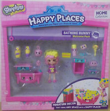 Shopkins ~ Happy Places Home Collection ~ Bathing Bunny Welcome Pack