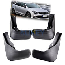 MUDFLAPS FIT FOR 2015-2017 VW JETTA MUD FLAPS SPLASH GUARDS MUDGUARDS FENDER