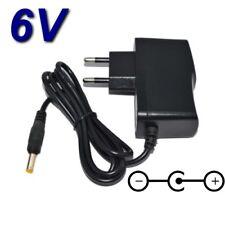 Adaptateur Secteur Alimentation Chargeur 6V pour Minidisc Sony MZ-R35