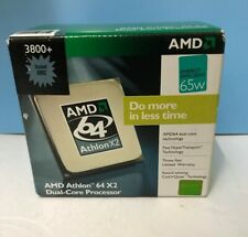 AMD Athlon 64 X2 3800+ Energy Efficient 2GHz Dual-Core (ADO3800IAA5CZ) Processor