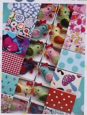PATTERN - Matchbox Chickens - cute softie/toy PATTERN by Frazzy Dazzles