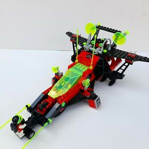 LEGO Space M Tron 6956 Stellar Recon Voyager 100% Complete W/ Minifigures