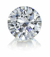 0.61 Ct Lab Grown Loose Diamond IGI Certified H-VVS2  XXX Quality Round Diamond