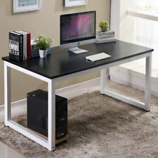 Computer Desk PC Laptop Corner Gaming Table Study Workstation Home Office Black
