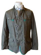 Diesel Hip Length Zip Military Coats & Jackets for Men