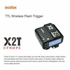 Godox Buletooth 2.4G TTL X2T-C/F/N/O/P/S Transmitter For Canon Nikon Sony Pentax