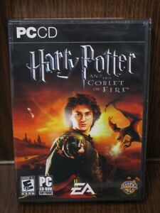 Video Game PC Harry Potter And The Goblet Of Fire NEW SEALED Box