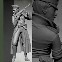 1/35 Resin Figure Model Kit World War II soldier