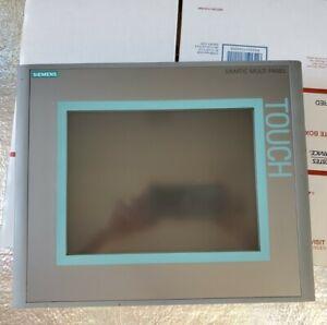 "Siemens Simatic  6AV6 643 0CD01 1AX1  10"" touch"