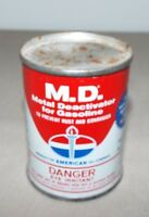 VINTAGE AMERICAN OIL COMPANY AMOCO M.D. METAL DEACTIVATOR CAN DEMONSTRATION USE