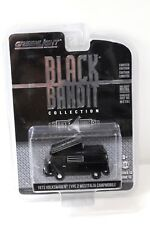 1:64 Greenlight VW T2 Westfalia Camper *BLACK BANDIT* NEW bei PREMIUM-MODELCARS