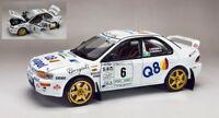 Model Car Rally Scale 1:18 SunStar Subaru Impreza diecast vehicles Rallye