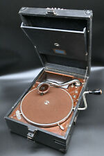 Electrola Portable Gramophone - German, 1930-1935, No.4  koffergramophon